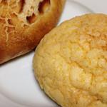 しべーる+カフェ - 明太ホワイトフォンデュと究極の黄金メロンパン