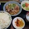 金太郎 - 料理写真:モツ煮定食
