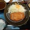 トンマル - 料理写真:ロースかつ定食 1,000円