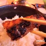 目利きの銀次 - 焼鮭
