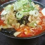 48591813 - 大辛野菜麺