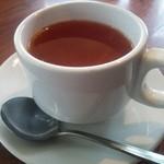 BABYFACE PLANET'S  - セレクトランチのスープ(トマトスープ)