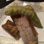 徳島魚一番 新 - レンコンのはさみ揚げ