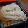 川福 - 料理写真:ざるうどん(570円)