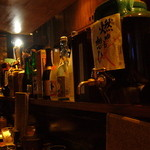 薩摩 - 焼酎の種類も豊富