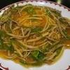楼蘭 - 料理写真:牛肉焼きそば大盛1,060円