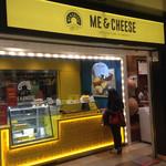 ミー&チーズ - 店舗外観