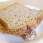 ピカポロンツァ - ライ麦のパン