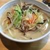 麺工房マルオ - 料理写真:塩タンメン