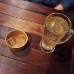 居酒屋 一徳 - ドリンク写真: