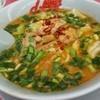 山岡家 - 料理写真:もつ味噌ラーメン