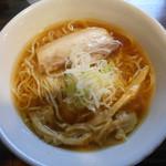 麺堂稲葉クキスタイル - ラーメン 醤油 680円