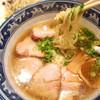 讃岐らーめん はまの - 料理写真:チャーシュー麺 (730円) '15 11月上旬