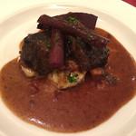キッチン フタバ - 3240円コースの牛ほほ肉のブレゼ