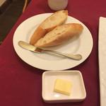 キッチン フタバ - コースのバゲット