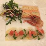 キッチン フタバ - 3240円コースの前菜