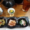 明月庵 - 料理写真:つくしの酢味噌和え 珍しいですね