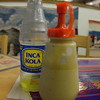 ティティカカ - 料理写真:奥がインカコーラ