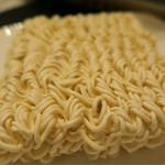 神楽 - 〆は乾麺で
