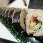 神楽 - 巻き寿司も