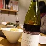 焼肉とワイン 李苑 - 田中スペシャルワイン