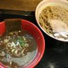 市川ウズマサ - 料理写真:つけそば 並 あつもり (あつもりは器が違うようです)