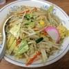 トナリ - 料理写真:タンメン 生姜入り