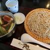 えびな 上野藪そば - 料理写真:鴨せいろ 1,400円