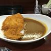 当たり前田カレー - 料理写真:欧風カレーにトンカツのトッピング大盛り