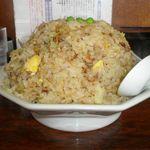 たいへいラーメン - 料理写真:チャーハン 650円 + 大盛り 100円