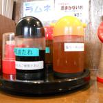 七代目哲麺  -