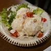すたんどばぁー 楽 - 料理写真:ポテトサラダ(大)480円