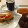 ルパ - 料理写真:アイスコーヒー、パンの数々です