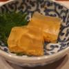 きたざと - 料理写真:鯛と鯛の子の煮凝り