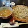 手打ち蕎麦 ほそだ - 料理写真:つけ坦々そば  ¥980