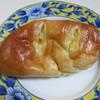 はなびし - 料理写真:トウモロコシパン130円。
