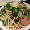 上海ピーマン - 料理写真:レバニラ炒め