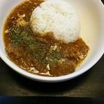 プナシプリ - 料理写真:ラム肉のカレー