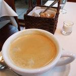 ア ピアチェーレ - コーヒー