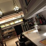 シンガポール海南鶏飯 - 店内というか、
