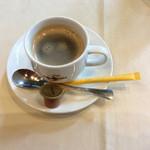 ピッツェリア ナオ - コーヒー
