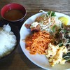 バンクーバー - 料理写真:本誌の日替わり定食 豚の生姜焼き定食 600円
