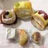 ゑびす家 - 料理写真:イタリヤンマロン、栗のロール、レモンパイ、あずま、やきいもさん、金鍔