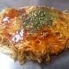 広島風お好み焼き さっちゃん - 料理写真:・野菜肉玉そば入り 800円
