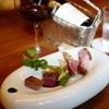 レストランよねむら - 料理写真:丹波牛、松坂ポーク、鶏の食べ比べ