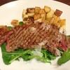 プルチーノ - 料理写真:ビーフステーキグリル