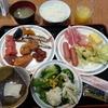 平成館 海羊亭 - 料理写真:朝食(パタ山の皿)