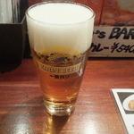 キャサリン'sBAR - ビール