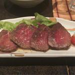 舞桜 - 牛肉の叩き