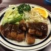 きっちんケミア - 料理写真:ミソヒレ定食